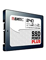 Emtec 240 GB SSD Power Plus 240 2.5-Inch ECSSD240GX150