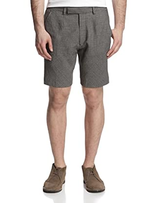 Billy Reid Men's Monroe Short (Tan/Black)