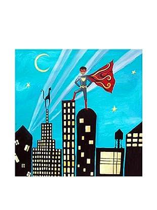"Cici Art Factory Superhero, 16""x 16"""