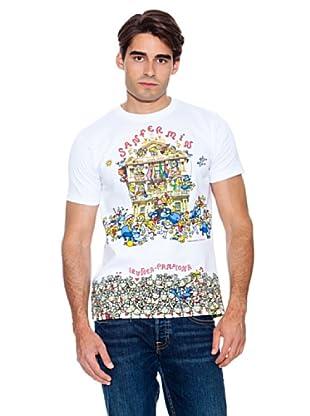 Kukuxumusu Camiseta Donan (Blanco)