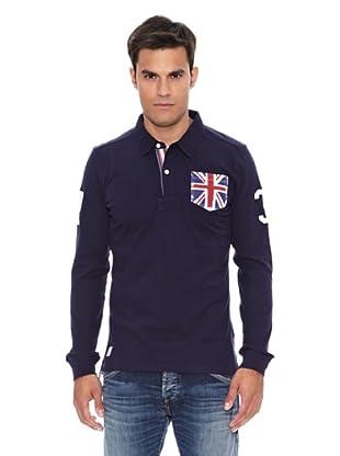 Pepe Jeans London Polo Bandit (Azul Marino)
