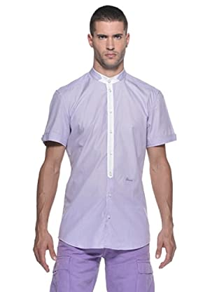 Datch Camisa Logos (Violeta)