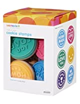 Make It Sweet Cookie Stamps - Set of 6
