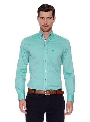 Caramelo Camisa Fabien (Verde)