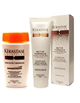 Kerastase Nutritive Bain Nutri-thermique and Nectar Thermique in an Exquisit Giftbag