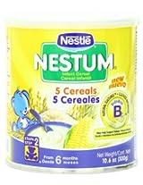 Nestle Nestum Infant Cereal 5 Cereals - 300 Grams