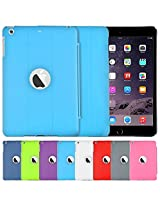 AirPlus AirCase Smart Hardback Protection with Apple Cutout for iPad Mini3 [SKY BLUE]