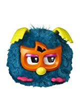Furby Party Rockers Creature - Blue with Orange Face