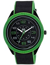 MTV Analog Black Dial Men's Watch - B7005GE