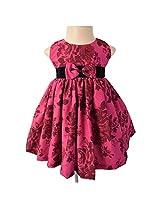 Faye Floral Pink Dress