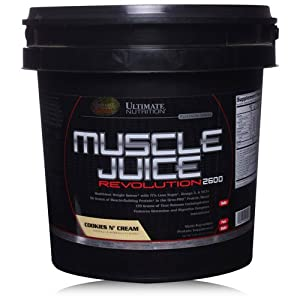 Ultimate Nutrition Muscle Juice Revolution 2600, Banana 11.1 lb