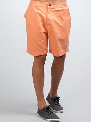 Gant Bermudas Heavy (Naranja)