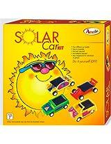 Annie Solar Car Kit, Multi Color