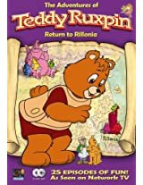 The Adventures of Teddy Ruxpin: Return to Rillonia Episodes 41-65
