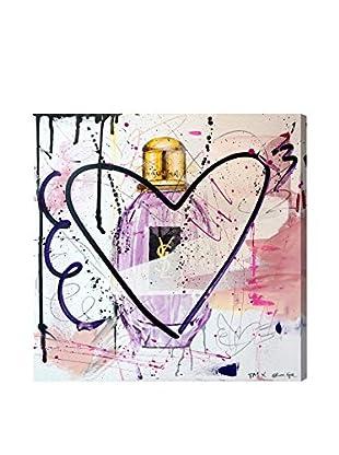 Oliver Gal Parisienne Remix Canvas Art