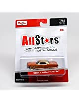 1965 Cadillac Deville * All Stars Series 14 * 2014 Maisto 1:64 Scale Die-Cast Collection