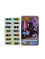 Disney Star Wars 28 Plastic Dominoes Toy For Kids Age 5+