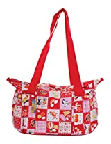 Mee Mee Multifunctional Nursery Bag (Red)