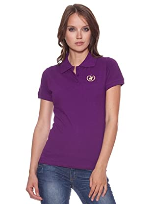 Polo Club Poloshirt North Dakota (Violett)