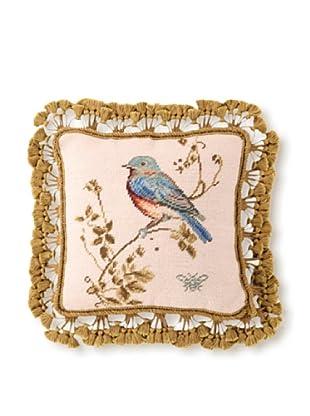 Sally Eckman Roberts Gilded Blue Songbird 14