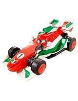 Disney Pixar Cars Stunt Racers Francesco Bernoulli, Multicolor