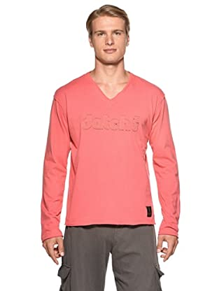 Datch Gym Camiseta Riply (Coral)