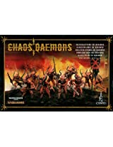 Warhammer Daemons Of Khorne Bloodletters (10 Miniatures)