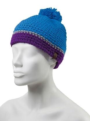 Chiemsee Gorro Dorita (Azul / Violeta)