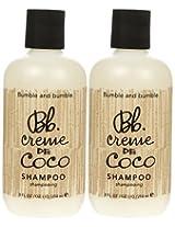 Bumble & Bumble Creme De Coco Shampoo 8 Oz, 2 Ct
