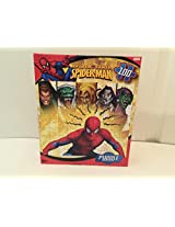 Puzzle Spider Man Planning Attack 100 Piece
