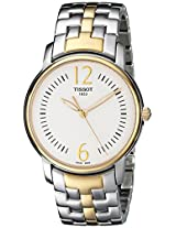 Tissot Analogue Silver Dial Women's Watch - T0522102203700