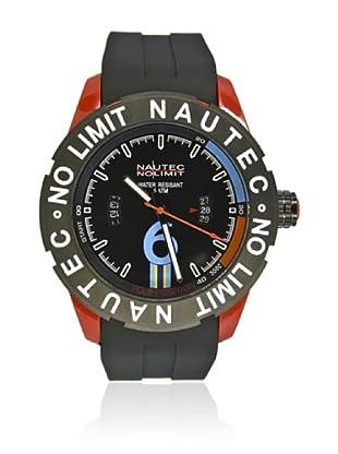Nautec No Limit Reloj de cuarzo Man ZY2-B QZ/RBPCBKBK-RD  48 mm
