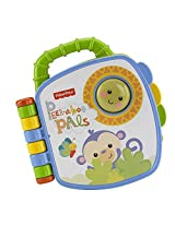 Fisher Price Peek-A-Boo Book, Multi Color