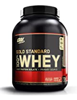 Optimum Nutrition (ON) 100% Whey Gold Standard - 5 lbs (Chocolate Malt)