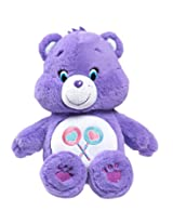 Just Play Care Bears Share Medium Plush with DVD