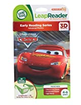 Leap Frog Leap Reader Book Cars 3D - English