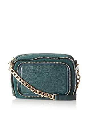 Kelsi Dagger Women's Dunham Cross-Body (Teal)