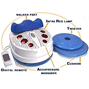 Infrared Chi Home Walker With Reflexology Therapy