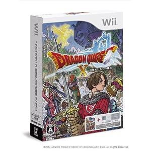 ドラゴンクエストX 目覚めし五つの種族 オンライン (Wii USBメモリー16GB同梱版) (封入特典:ゲーム内アイテムのモーモンのぼうし同梱)