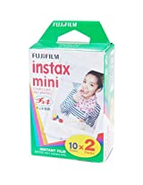 FUJI INSTAX MINI FILM TWIN PACK FUJI INSTAX MINI FILM TWIN PACK