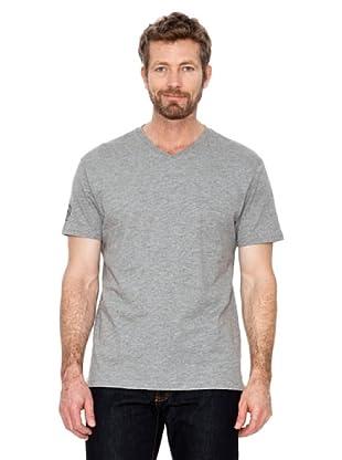 Cortefiel Camiseta Pijama (Gris)