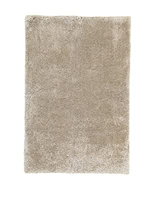 ABC Tappeti Teppich Shaggy Extra Soft taupe 60 x 120 cm
