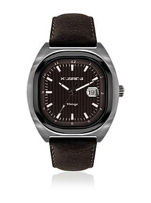 K&BROS Reloj 9451 (Marrón)