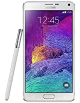Samsung Galaxy Note 4 - Frosted White