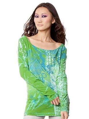 Custo Camiseta Envie (Verde)