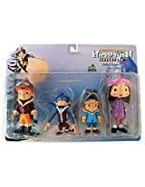 Chhota Bheem 4 in 1 Himalayan Adventure, Multi Color