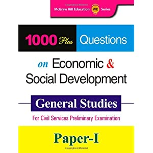 1000 Plus Questions on Economic and Social Development