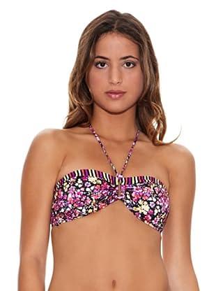 O´Neill Bikini-Oberteil Pw M&M Print Ba (Schwarz)