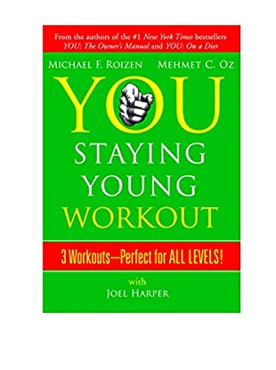 Joel Harper Fitness You: Staying Young Workout DVD