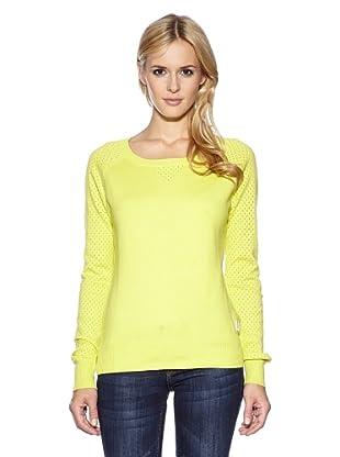 Bench Pullover Fairuza (light yellow)